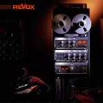 Revox b77 lintmakk, võimendi, raadio