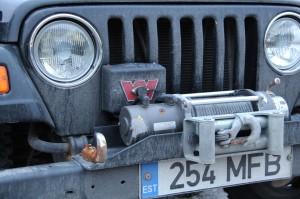 Hübriidajamiga Jeep. Foto: Tõnu Kraut