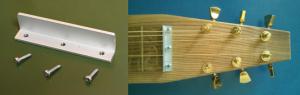 Nurkliistu asetus kitarri kaelal
