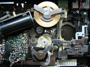 Sony WM D6C mehaanika