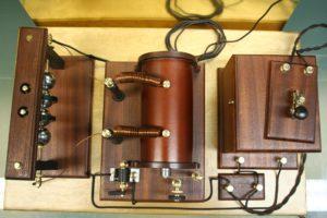 Marconi saatja pealtvaates